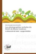 Les Photographies Verbales Du Bresil de Blaise Cendrars  [FRE]