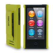 iPod Nano 7 Case - roocase Ultra Slim Fit (Yellow) Shell Case Cover for Apple iPod Nano 7