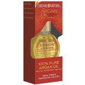 Creme of Nature 100% Pure Argan Oil, 30ml