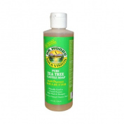 Dr. Woods 771634 Shea Vision Pure Castile Soap Tea Tree 240ml