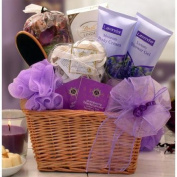 Gift Basket Drop Shipping Lavender Relaxation Spa Gift Basket