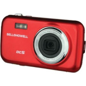 Bell+howell BELL+HOWELL DC5-R 5.0 Megapixel Fun-Flix Kids Digital Camera (Red...