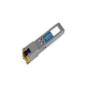 Add-on Computer - SFP (mini-GBIC) transceiver module - 1000Base-T - RJ-45 - up to 100m - FCLF8521P2BTL-AO
