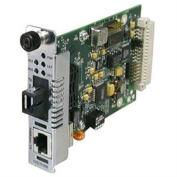 Point System CFETF1019-205 Fast Ethernet Class B Media Converter