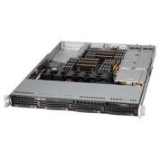 Supermicro SuperServer 6018R-WTR Barebone System - 1U Rack-mountable - Intel C612 Express Chipset - Socket R3
