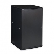 Linier 3131-3-001-22 22U Swing-Out Wall Mount Cabinet - Solid Door