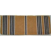 Imports Decor Black Stripes Doormat