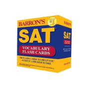 Barron's SAT Vocabulary Flash Cards