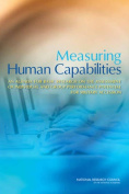 Measuring Human Capabilities