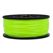 Premium 3D Printer Filament ABS 1.75MM 1kg/spool, Fluorescent Yellow