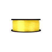 MakerBot Translucent Yellow PLA Large Spool - PLA filament for Replicator 2 - MP05766
