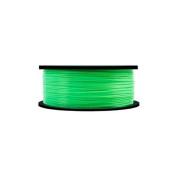 MakerBot Translucent Green PLA Large Spool - PLA filament for Replicator 2 - MP05760