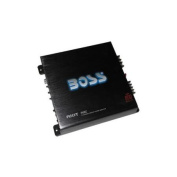 Boss Riot R4002 Car Amplifier - 150 W @ 4 Ohm - 2 Channel - Bridgeable - 0% THD - MOSFET Power Supply