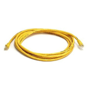 3m 24AWG Cat6 550MHz UTP Bare Copper Ethernet Network Cable - Yellow