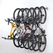 monkey bar storage bike storage rack