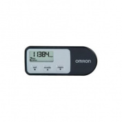 Omron HJ-321 Hip Pedometer With Holder