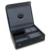 Morelle Company Kennedy Men's Jewellery Box