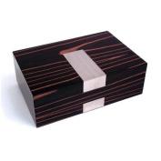Bey-Berk Twelve Cufflink Box