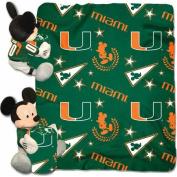 Disney NCAA Hugger Pennant Series, Miami