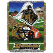 NCAA 120cm x 150cm Tapestry Throw Home Field Advantage Series- Purdue