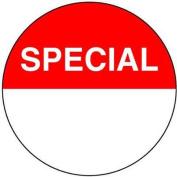 Uline 5.1cm Special Circle Labels