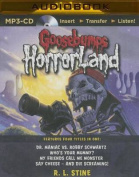 Goosebumps Horrorland Boxed Set #2 [Audio]