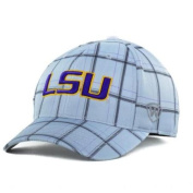 LSU Tigers Official One-Fit Athletic Blend Hat Cap by Top of the World