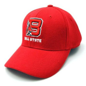 Ball State Cardinals Official NCAA S/M One-Fit Wool Hat Cap