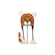 Youth/Adult Taz The Tiger Pilot Hat by Knitwits - A1599, One Size
