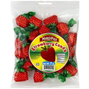 Marco Polo Strawberry Fruit Filled Candy, 210ml