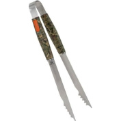 Mossy Oak Stainless Steel BBQ Tongs