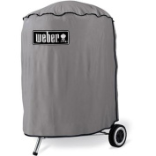 Weber 47cm Grill Cover, Grey