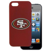 Siskiyou F5G075S San Francisco 49ers Silicone Case fits iPhone 5