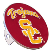 Siskiyou CTH53S College Trailer Hitch Cover - USC Trojans