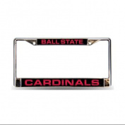 Ball State Licence Plate Frame