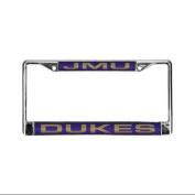 James Madison Licence Plate Frame