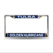 TULSA Licence Plate Frame