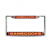 Jacksonville State Licence Plate Frame