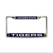 Jackson State Licence Plate Frame