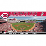 MasterPieces MLB Cincinnati Reds 1000-Piece Puzzle