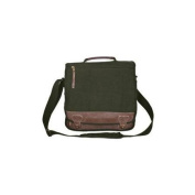 Fox Outdoor Classic Euro-Style Messenger Bag, Olive Drab 099598437077