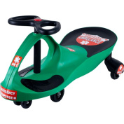 Ambulance Car Ride on Toy Wiggle Car by Rockin' Roller – Ride on Toys for Boys and Girls, 2 Year Old And Up