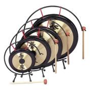 Rhythm Band Oriental Table Gongs 30cm Gong Rb1072