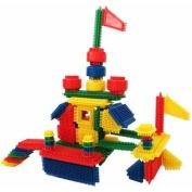 Magic Brix-Jumbo Pack, 140 Pieces
