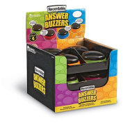 Learning Resources Recordable Answer Buzzers Party Pack