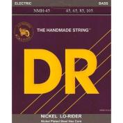 DR Strings Nickel Medium Lo-Riders 4-String Bass Strings