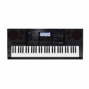 Casio CTK-7200 Premium Keyboard Pack with Headphones, Power Supply and Stand