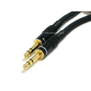 1.8m Premier Series 0.6cm (TRS) Male to Male 16AWG Cable