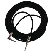 Pro Co StageMASTER Angle-Straight Instrument Cable 4.6m