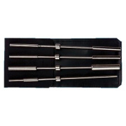 Mike Balter Triangle Beaters 4 Model Set In Leather Case